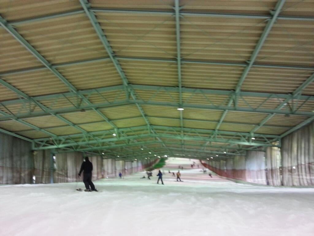 狭山スキー場がOPEN!この週末の様子はどうだったの?