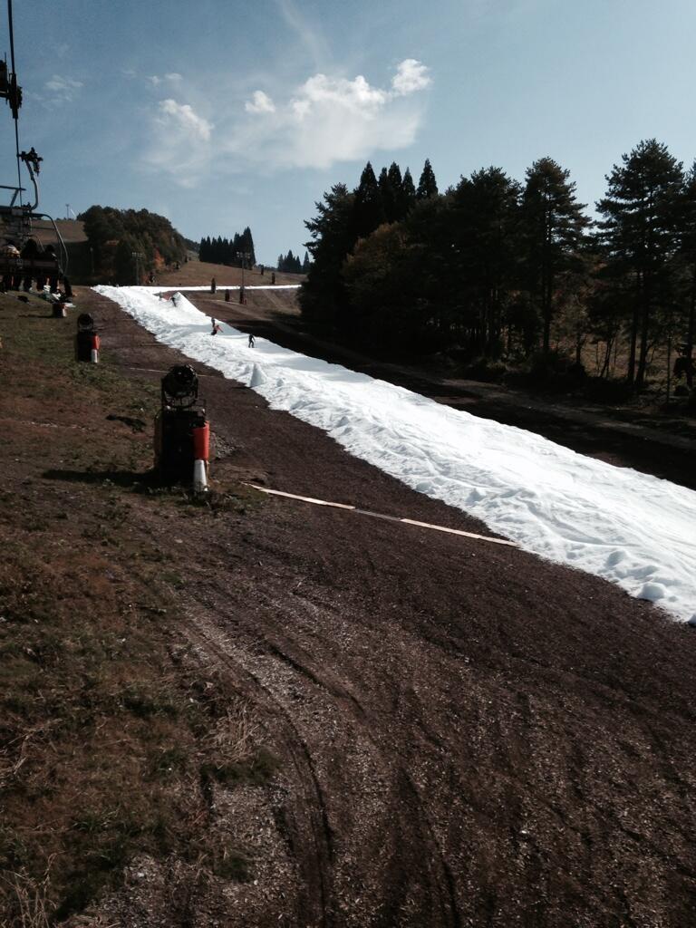 鷲ヶ岳スキー場がオープン!初日と土曜の様子まとめ