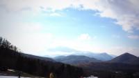 箕輪スキー場がオープン!でも雪が・・・