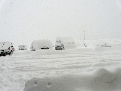 寒波キタキタ!各地に大雪をもたらす。奥美濃エリアの様子まとめ