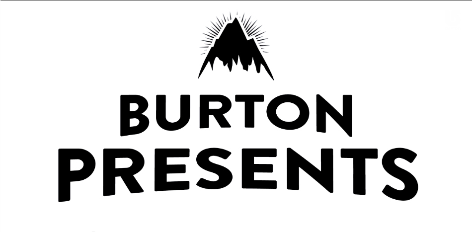 「Burton Presents - The Teaser」 が公開